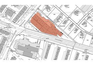 situation Allianz - Petit-Saconnex de Francis Goetschmann architecte SA