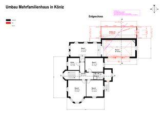 Rez de chaussée Erweiterung und Renovation Wohnhaus in Köniz de Sunbilt (Schweiz) AG