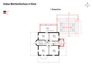 Premier étage Erweiterung und Renovation Wohnhaus in Köniz de Sunbilt (Schweiz) AG