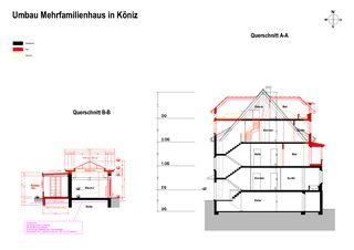 Coupe Erweiterung und Renovation Wohnhaus in Köniz de Sunbilt (Schweiz) AG