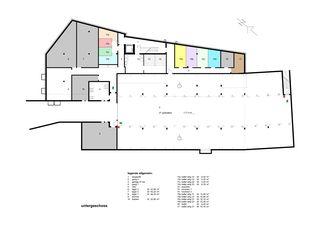 Sous-sol Im Zentrum de WAP Wagner Architekten + Partner AG