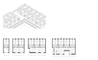 Typologie WGs EPFL Student Housing von Richter Dahl Rocha & Associés architectes SA