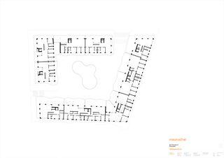 Attikageschoss Rheinfels III von maurusfrei Architekten AG