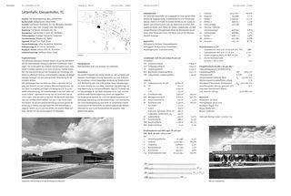 Publikation Mehrzweckhalle von Graf Biscioni Architekten AG/SIA