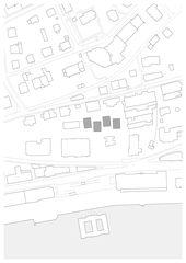 Situation Stadtvillen von alp architektur lischer partner ag