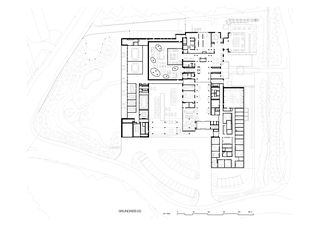 EG Hotel Säntispark von Carlos Martinez Architekten AG
