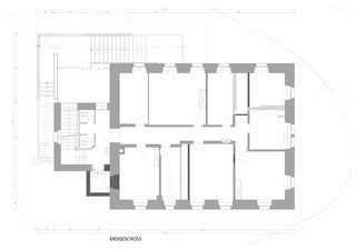 EG Musikschule von Hornberger Architekten