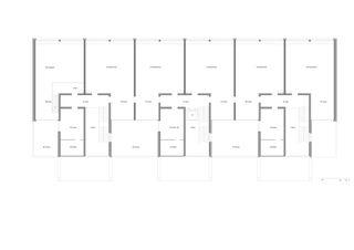 Etage supérieur Schulanlage Pünten de ZANGGER ARCHITEKTUR