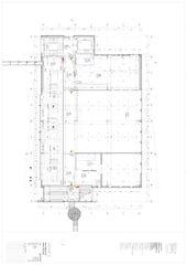 Grundriss 1. OG Nestlé System Technology Centre von Concept Consult Architectes