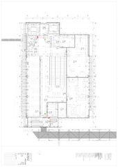 Grundriss 2. OG Nestlé System Technology Centre von Concept Consult Architectes