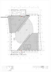 Grundriss du 5e étage Nestlé System Technology Centre von Concept Consult Architectes