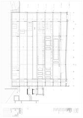 Schnitt CC Nestlé System Technology Centre von Concept Consult Architectes