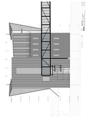 Ostfassade  Nestlé System Technology Centre von Concept Consult Architectes