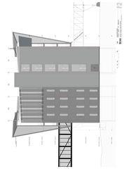 Westfassade Nestlé System Technology Centre von Concept Consult Architectes