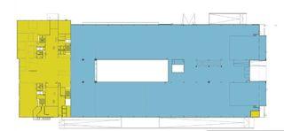 Grundriss EG Meyer Burger Betriebsgebäude von Gerold Dietrich Architekten FH/STV