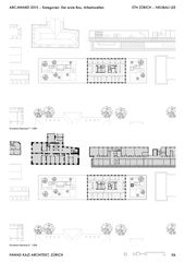 FKA_LEE_06_Plans ETH Zürich - Neubau LEE  de Fawad Kazi Architekt GmbH