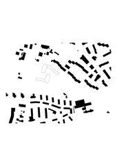 Schwarzplan Alterswohnungen Köschenrüti  von Architekten ETH SIA BSA<br/>