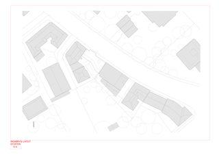 Situation Mehrfamilienhaus im Stockwerkeigentum 8008 Zürich von Olivier de Perrot Architecture