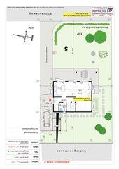 Plan de situation EFH Nr. 5 Einfamilienhaus-Überbauung de A-D-I  Architektur-Design-Immobilien