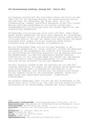 Descriptif du projet Siedlung Sunnige Hof de Architekten ETH/ BSA/ SIA/SWB<br/>