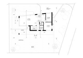 Grundriss EG EFH von 2m architektur gmbh