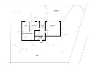 Grundriss UG EFH von 2m architektur gmbh
