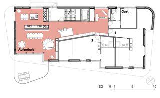 EG Gemeinschaftswohnhaus 50+ von Haerle Hubacher Architekten BSA