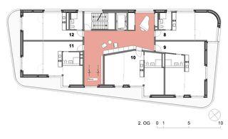 OG2 Gemeinschaftswohnhaus 50+ von Haerle Hubacher Architekten BSA