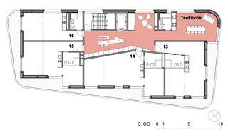 OG3 Gemeinschaftswohnhaus 50+ von Haerle Hubacher Architekten BSA