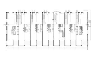 Grundriss Erdgeschoss Alti Sagi Innerberg von GWJARCHITEKTUR AG