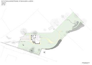EG Einfamilienhaus Horw de Antonietty Architekten AG