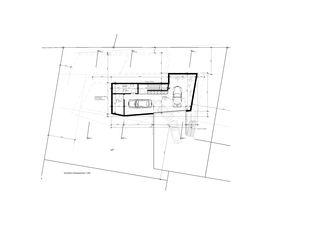 Untergeschoss EFH Tannenbühl von ar3 Architekten AG