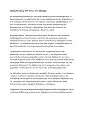 Description du projet Haus Weiss, Oberägeri de B+B Planer AG