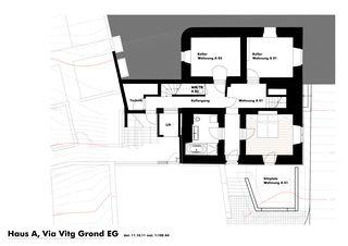 Haus A, EG Vitg Grond von THINK ARCHITECTURE