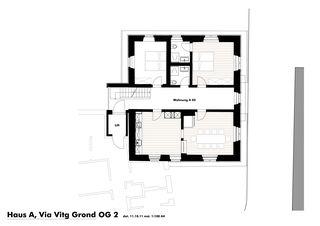 Haus A, OG 2 Vitg Grond von THINK ARCHITECTURE