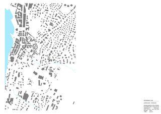 Situationsplan Stadtvilla Zug von blu architektur gmbh   dipl arch eth sia