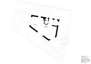 Erdgeschoss Stadtvilla Zug von blu architektur gmbh   dipl arch eth sia