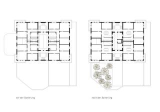 totalsanierung wohn und gesch ftshaus maihof luzern schweizer baudokumentation. Black Bedroom Furniture Sets. Home Design Ideas