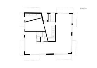 Erdgeschoss Neubau Wohn- und Geschäftshaus von GKS Architekten+Partner AG