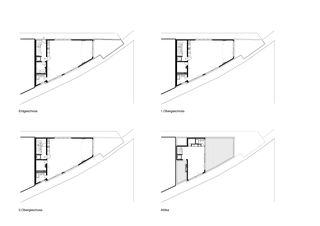 Plans Loftwohnungen Wasserwerkgasse de Spreng + Partner Architekten AG