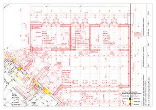 EG Neubau 1:50 Um-/Anbau EFH Stickerhäuschen von mmarch - Mader Marti Architektur ETH
