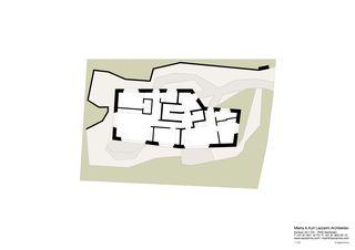Erdgeschoss Mehrfamilienhaus in Flims von Mierta & Kurt Lazzarini Architekten