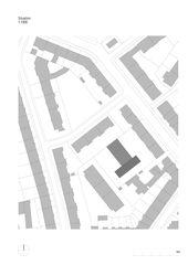 Situation Hofbebauung Hegenheimerstrasse de Architekten ETH BSA SIA<br/>