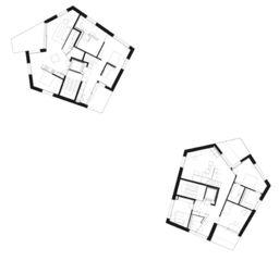 2. OG Bebauung Georges Horgen von Oliver Brandenberger Architekten BSA SIA