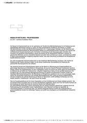 Projektbeschreibung EFH Mätteliweg - Adliswil von 4dstudio