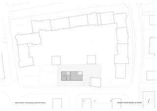 Haus Roy | Situation Haus Roy | Schaffhausen von btob architects | henning könig  alexander thomass