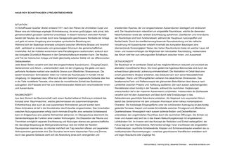 btob architects | Haus Roy Projektbeschrieb Haus Roy | Schaffhausen von btob architects | henning könig  alexander thomass