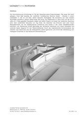 Projektbeschrieb Wohnüberbauung Schutzengel von Leutwyler Partner Architekten AG