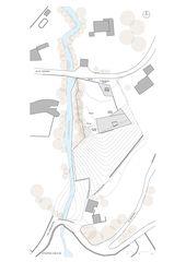 Situation Villa pour deux familles de Bureau d'architectes Giorla & Trautmann SA