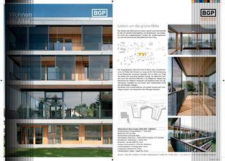 Projektbeschrieb Alterszentrum Lanzeln Stäfa von Architekten ETH SIA BSA<br/>